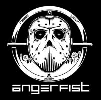 Angerfist Alternate Logo by Ian-Wright