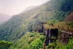 Old Funicular Bridge 4 - Paranapiacaba by forever-broke