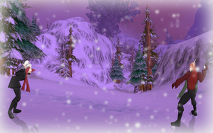 Elves of Warcraft Winter Contest Entry by The-Serene-Mage