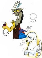 Quickie doodles by Garfield141992