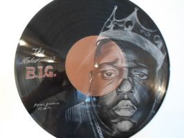 The Notorious B.I.G. by DominikScherrer