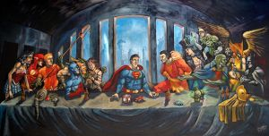 Ultima Heroica Cena by StriderS