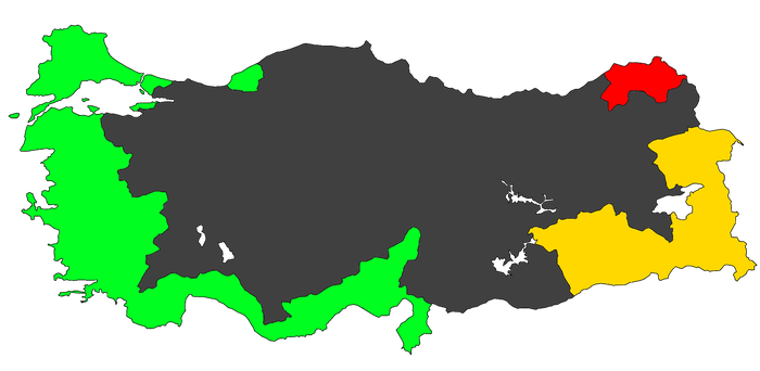 2020 Turkey Partition by poklane