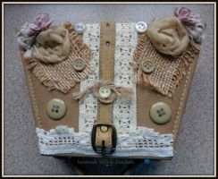 jewelry box vintage by MrsEfi
