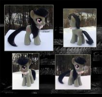 My Little Pony Octavia Custom 2 by kaizerin