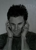 James Roday (Shawn Spencer) by AdiLABS