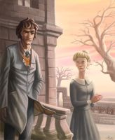 Jane Eyre by irenetall