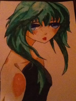 Old Picture....Poor Gumi