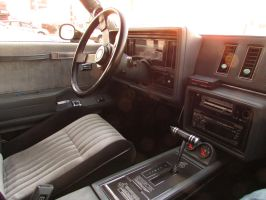 Inside the Rocket - 1987 Buick Grand National by ArmourOne