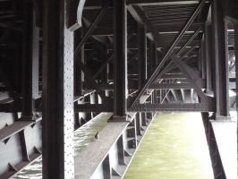 Under the brige 3 by Cat-in-the-Stock