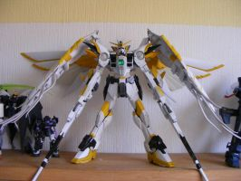 PG wing zero custom colour by Sieg-Zeon