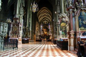 St. Stephens Cathedral by Munke826