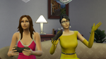 [TS4] Minxes League Gaming by ZeFrenchM