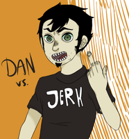 Dan Vs by LuckyLoser123