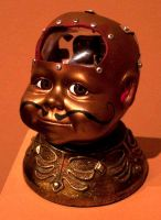 Baby Head Music Box 7 by xjustinian