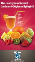 The Lox Cafe - Fruit Juice by snmsnl