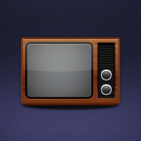 TV Icon by marc2o