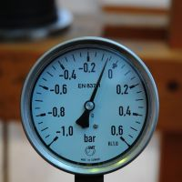 Manometer by vw1956stock
