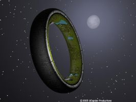 Halo Ringworld by SEspider