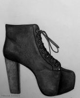 Jeffrey Campbell by trewords