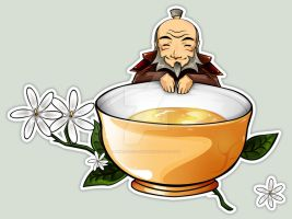 Uncle Iroh Avatar by HeartlessLink