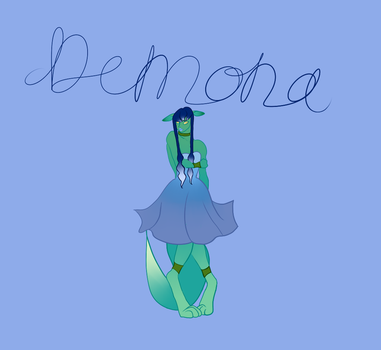 Demona by MoonThorne239