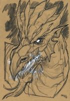 Smaug by DenisM79