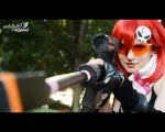 Yoko Taking Aim by Hikari-Cosplay