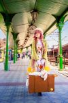 KOBATO: waiting for a train. by Kairisia