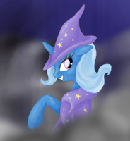 Investigator - Great and Powerful Trixie by Konsumo