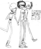 Love the way you lie by wafflesrules
