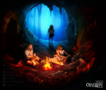 Neanderthal - Normal Night Of Old Ages by Gilgamesh-Art