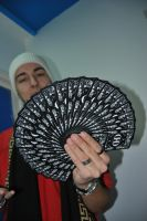 Giant Fan Cards by cal3star