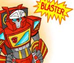 Animated Blaster by Silent-Mime