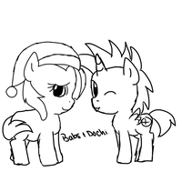 Babs Seed And Dochi - RQ by ChickenNuggetGalaxy