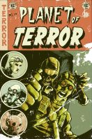 Planet of Terror by cpw3