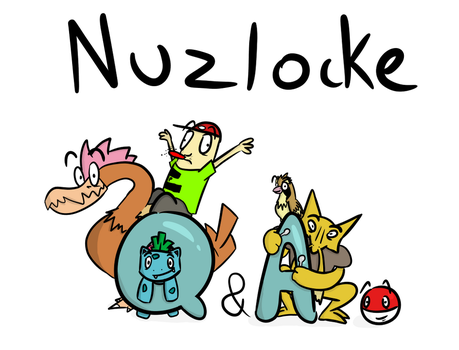 Goomsday: A Gooey Nuzlocke Q and A (CLOSED) by LordGoom