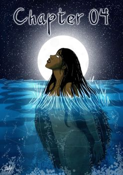 Moon On The Water Cover and page 80 by Chouly-only
