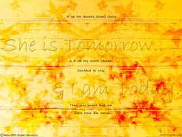Tomorrow and Today by R3TSU