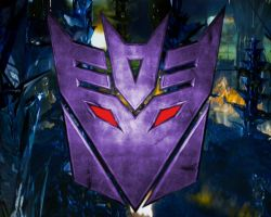 Decepticons Cybertron by joshj132