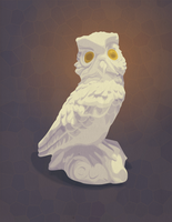 Owl by Khorin