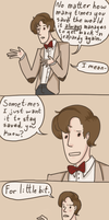 The Doctor Rants by Ouchez