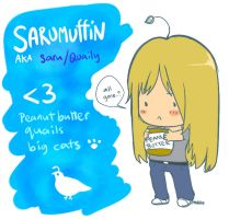 SaruMuffin - ID by BlueQuail