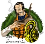 Sir Crocodile Colored by KaleiC