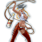 Cowgirl Final by Gilvany-Oliveira