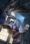 Batman and Moka by Moonarc