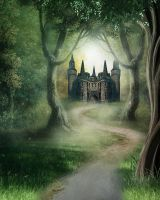 Fantasy Bg Stock 6n by Moonglowlilly