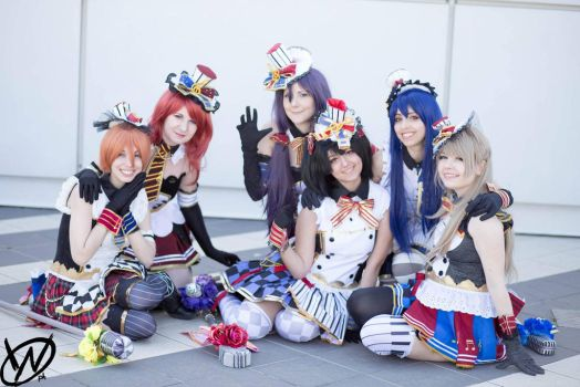 Love Live Project by RikaChocolat