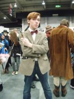 Expo '11 - 11th Doctor by AngelBless