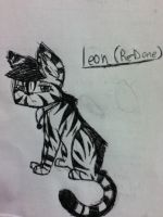 Leon (re-done) by JesusFreakUS